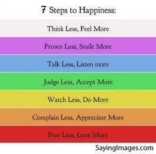 7steps to happiness